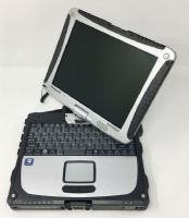 Panasonic Toughbook CF-19 Mk4 Intel i5 1.2GHz 4GB 120GB SSD Touch Screen Win 10 - Used